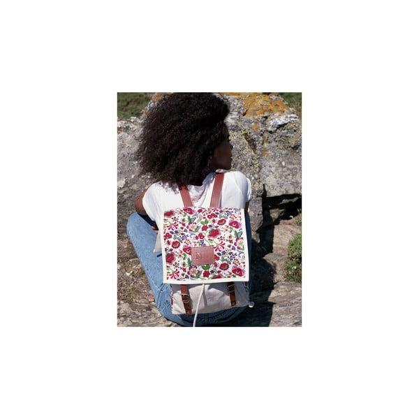 Plecak Frida White Globby