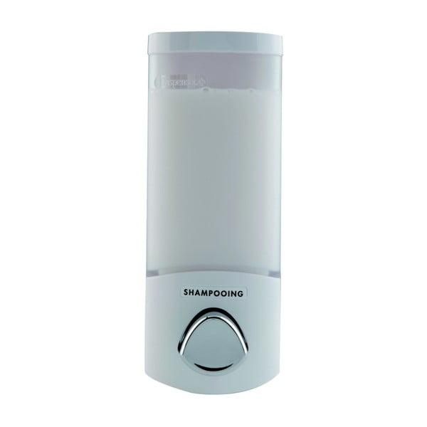Biały dozownik do mydła Compactor Uno, objętość 360 ml