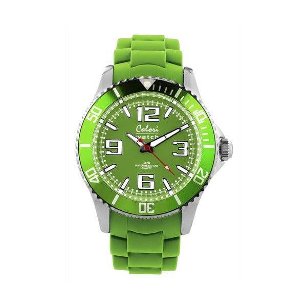 Zegarek Colori 44 Lime Green