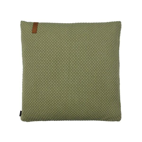 Poduszka z wypełnieniem Sailor Knit Green, 50x50 cm