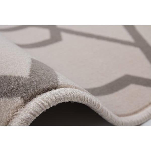 Brązowy dywan Kayoom Stella 400, 120x170 cm