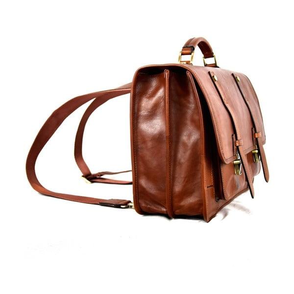 Skórzana torba Santo Croce 108719BIS Brown