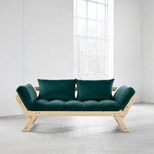 Wielofunkcyjna sofa Karup Bebop Natural/Velvet Botella