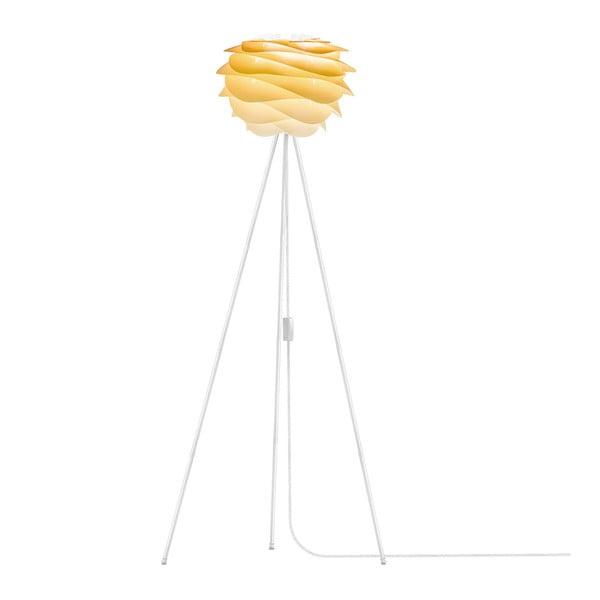 Żółta lampa VITA Copenhagen Carmina, Ø32cm