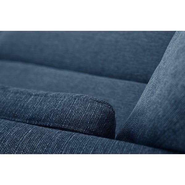Szaroniebieska sofa dwuosobowa Jalouse Maison Elisa