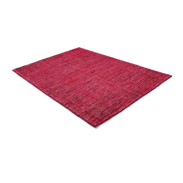 Czerwony dywan Laguna, 80x150cm