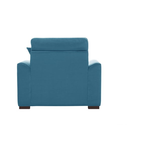 Fotel Jalouse Maison Irina, niebieski