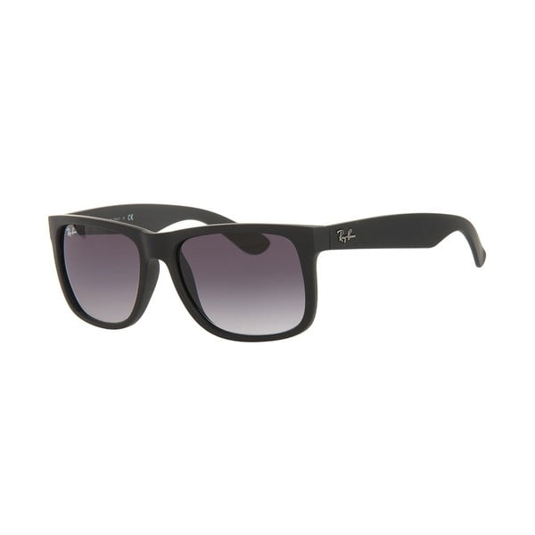 Okulary przeciwsłoneczne Ray-Ban Justin Matt Black 55 mm