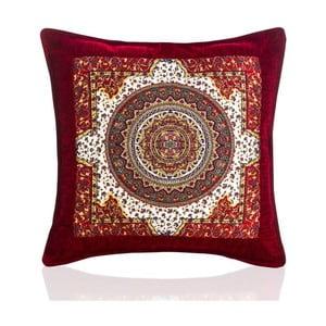 Poszewka na poduszkę Seramik Red, 43x43 cm