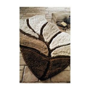 Dywanik łazienkowy Arus Chestnut, 60x100 cm