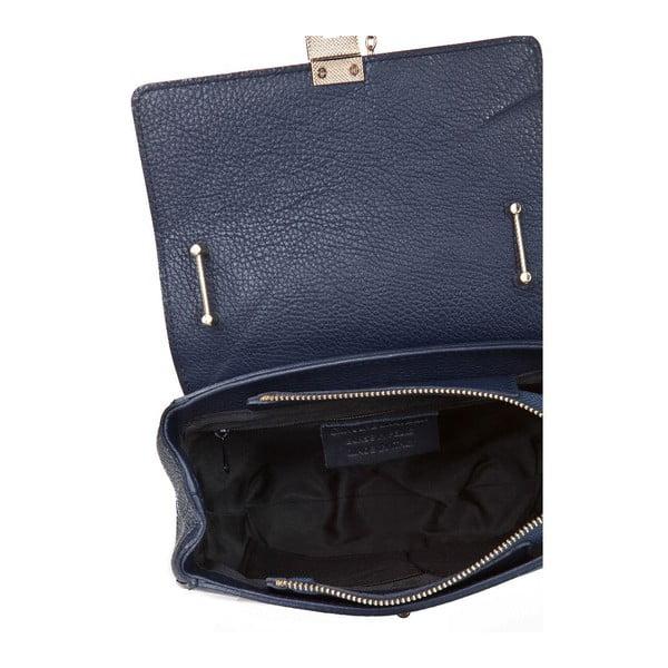 Skórzana torebka Locker Blue