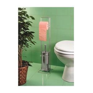 Stojak ze szczotką do WC Onda