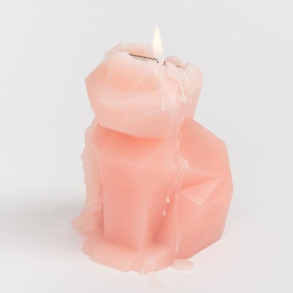 Świeczka Pyropet Hoppa White