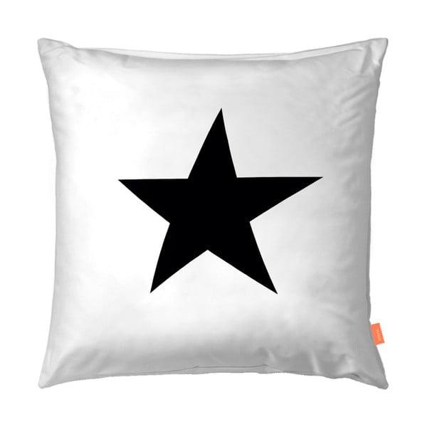 Zestaw 2 bawełnianych poszewek na poduszki Blanc Star