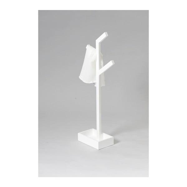 Biały stojak na ręczniki Wireworks Branch