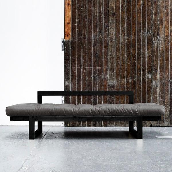 Sofa Karup Vintage Edge Black/Black