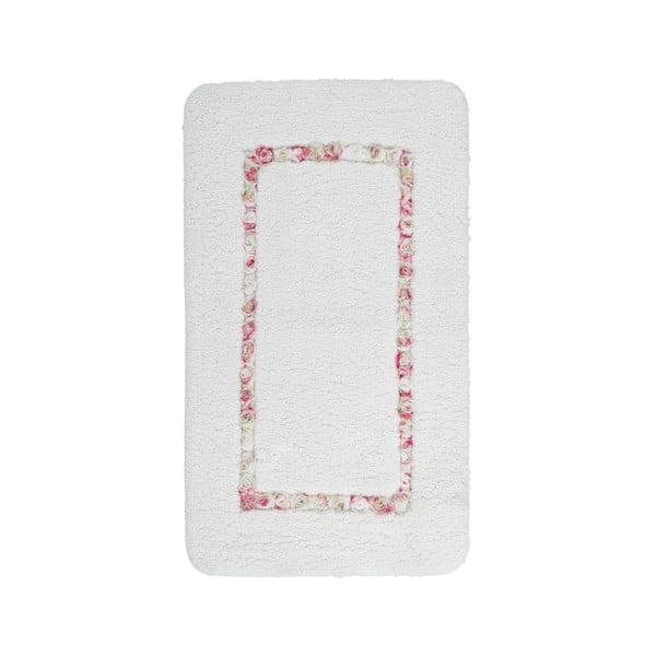 Dywanik łazienkowy Frenésie Cream, 65x110 cm