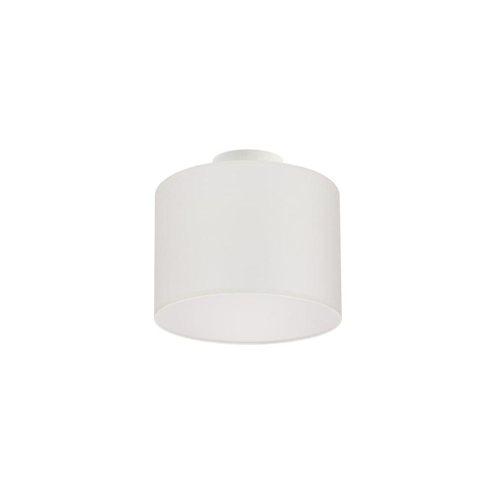Biała lampa sufitowa Sotto Luce MIKA, Ø 25 cm