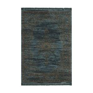 Dywan Gannon, 121x182 cm, niebieski