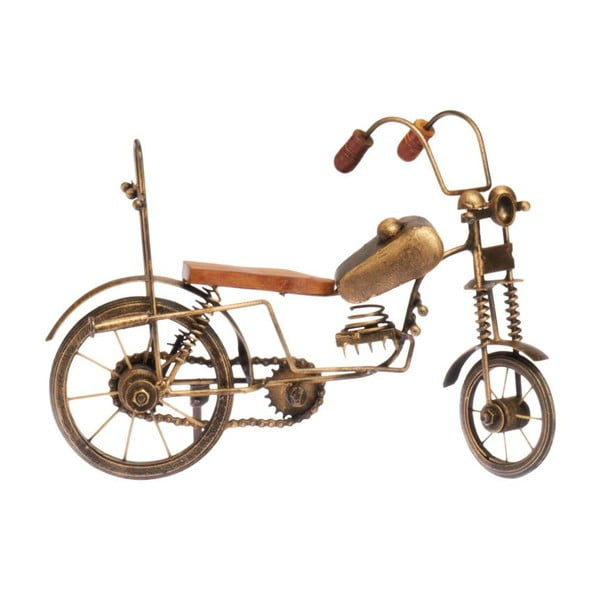 Dekoracyjna statuetka Iron Moto