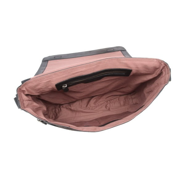 Skórzana torba Croft Raven