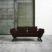 Sofa Karup Bebop Black/Brown