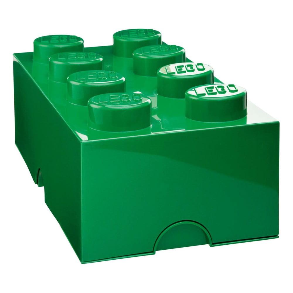 Zielony pojemnik LEGO®