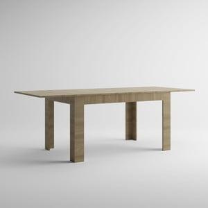 Stół rozkładany w kolorze wiązu MobiliFiver Easy, dł.140-220cm