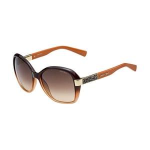 Okulary przeciwsłoneczne Jimmy Choo Alana Rust/Brown