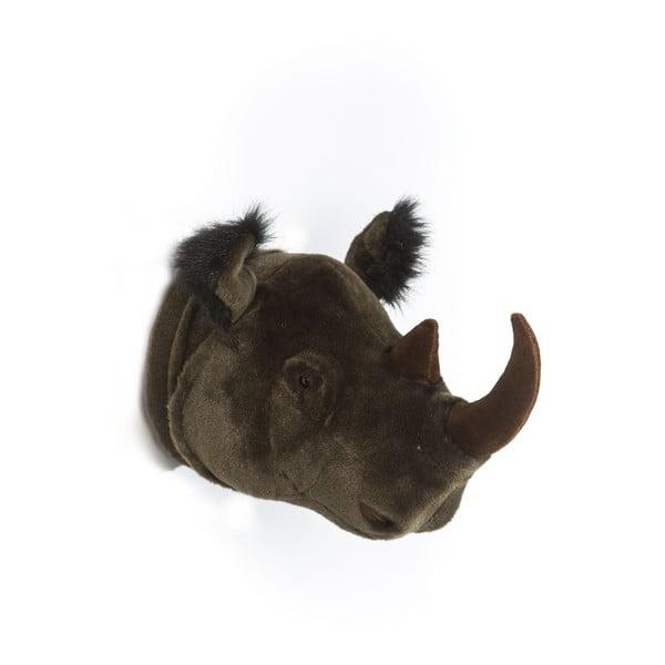 Pluszowe trofeum Nosorożec Michael