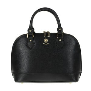Czarna torebka skórzana Giulia Bags Mimi