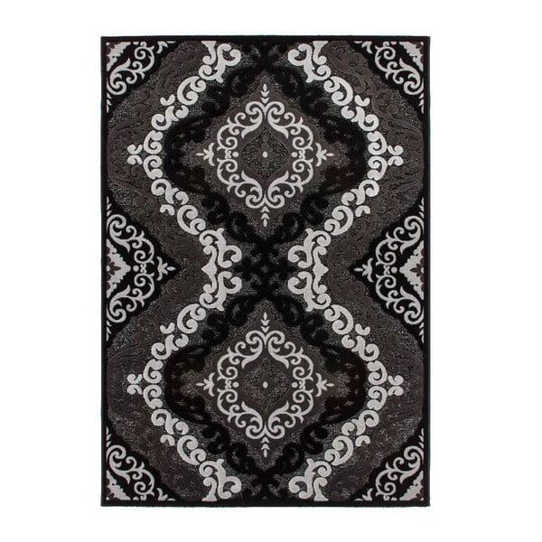 Dywan Ankara Black, 80x150 cm