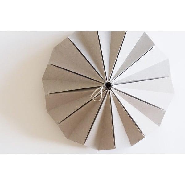 Lampa wisząca Origamica Blossom Duo Elegant Grey