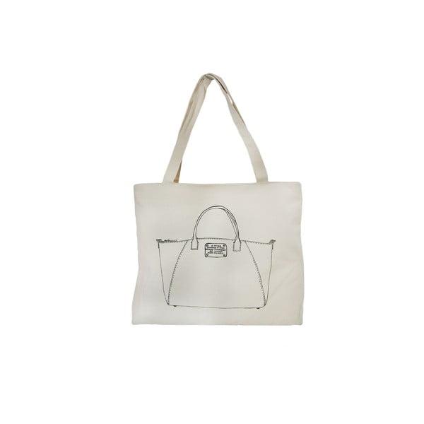 Biała płócienna torba O My Bag My Bag