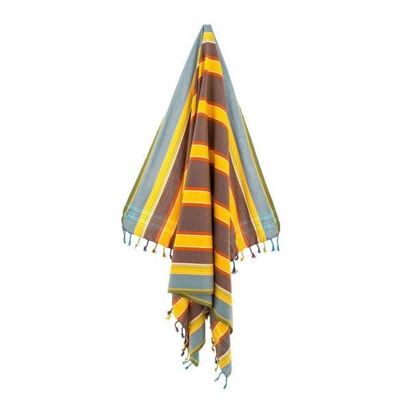 Ręcznik/pareo Sevda Orange, 100x178 cm