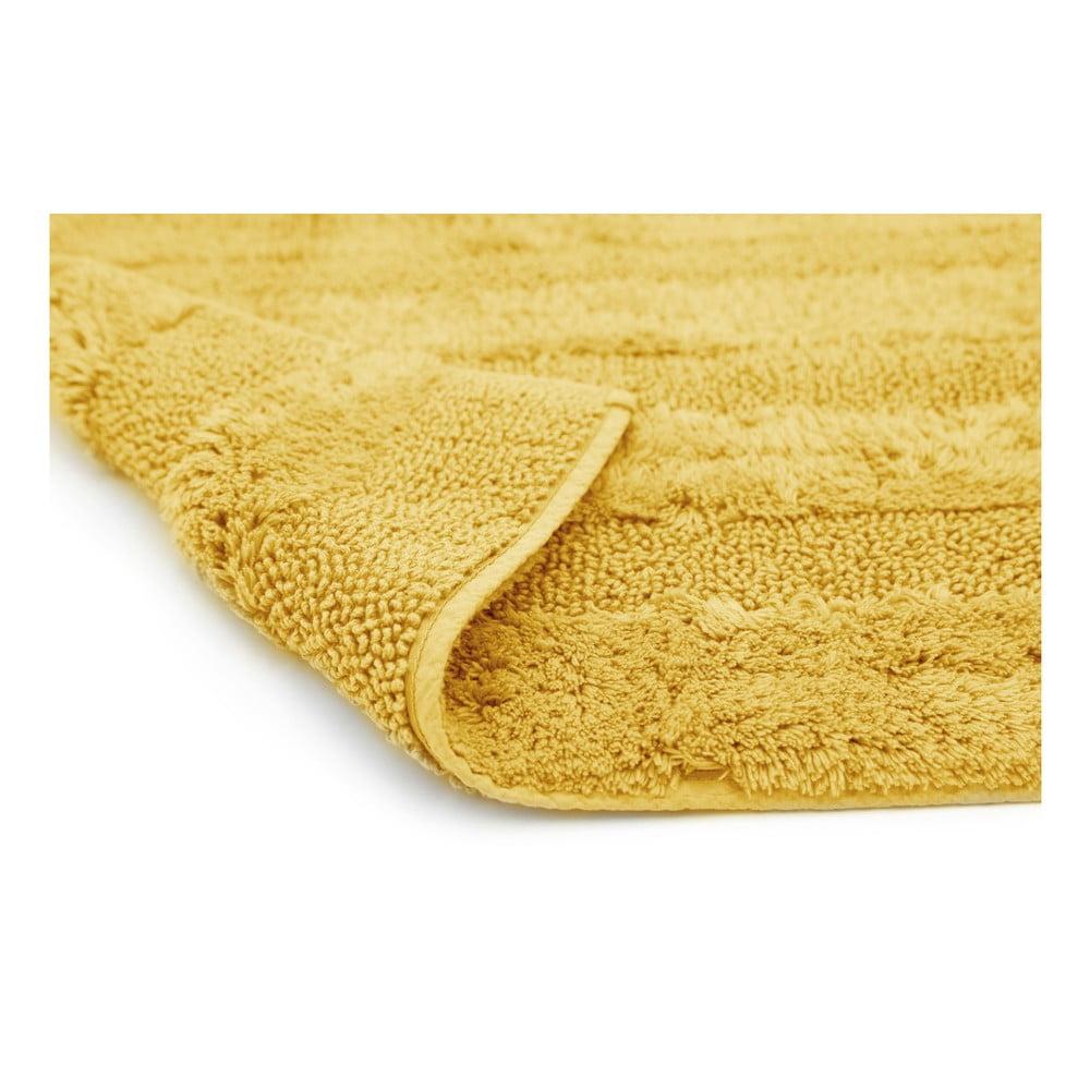 ty dywanik azienkowy jalouse maison tapis de bain jaune 60x90 cm bonami. Black Bedroom Furniture Sets. Home Design Ideas