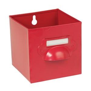 Czerwone pudełko/półka Rex London Forties
