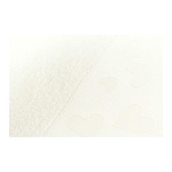 Zestaw 2 ręczników Kalp Ecru, 50x90 cm