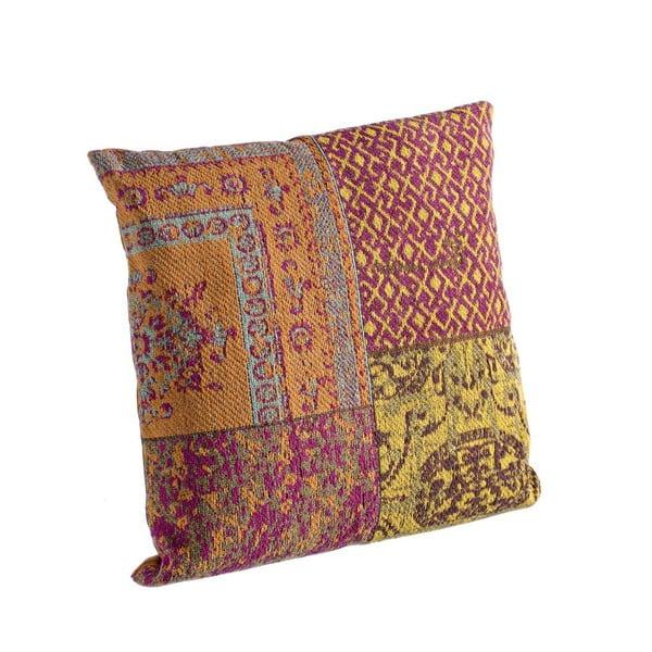 Poduszka z wypełnieniem Twist Multicolor, 50x50 cm