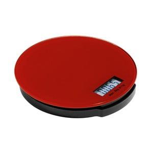 Czerwona kuchenna waga cyfrowa Premier Housewares Zing