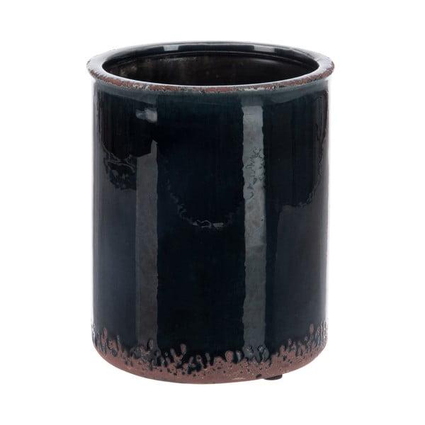 Doniczka Petrol, Ø14.5 cm