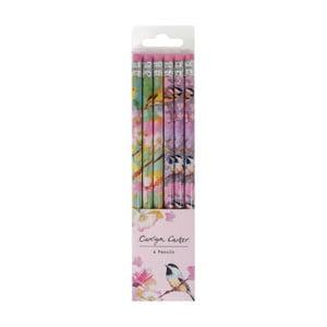 Zestaw   6 ołówków Carolyn Carter by Portico Designs