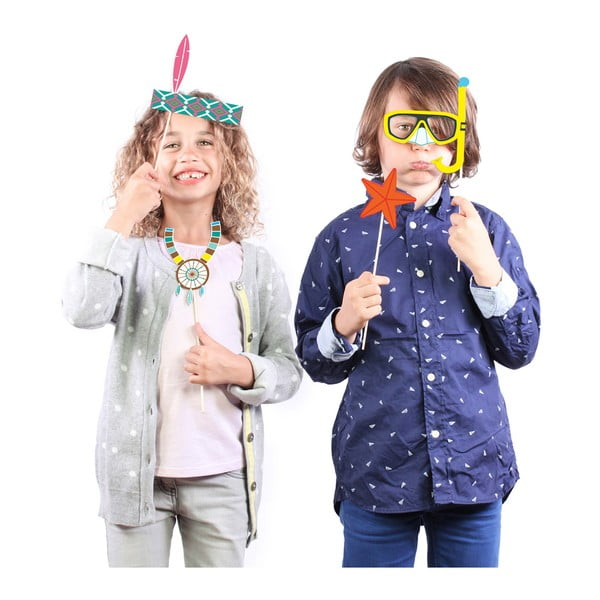 Dodatki imprezowe Photobooth Kids