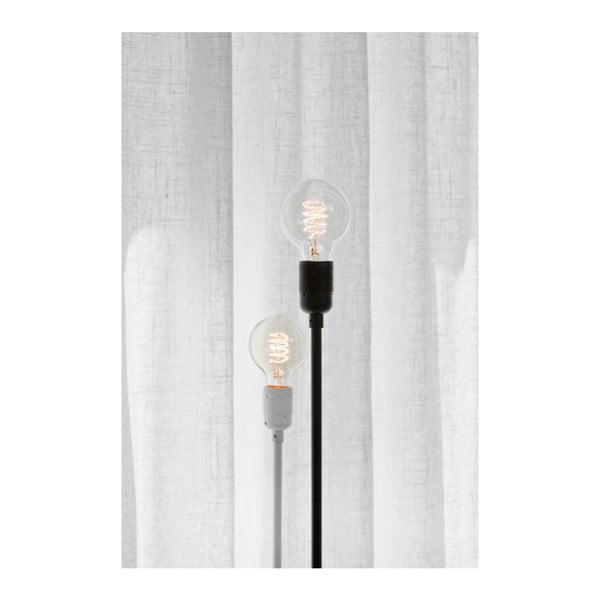 Biała lampa stojąca Bulb Attack Uno Basic