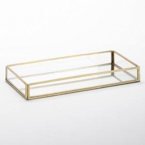 Szklana skrzynka Plateau, 25x12 cm