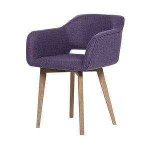Fioletowe krzesło My Pop Design Oldenburg