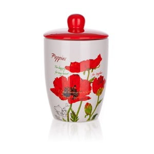 Pojemnik Red Poppies, 600 ml