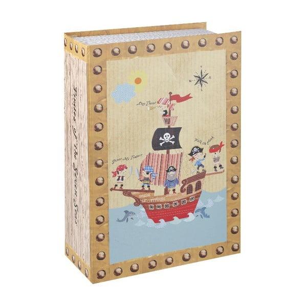 Zestaw naczyń dla dzieci Churchill China Pirates, 3 szt.