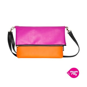 Torebka Mum-ray Fold Bag Pink