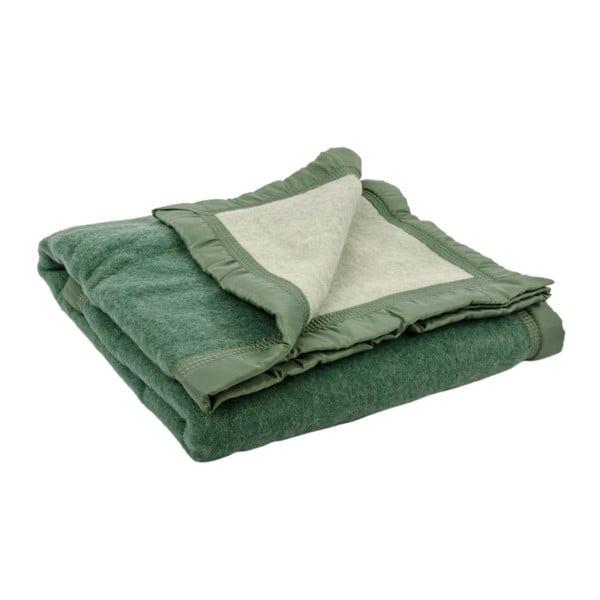 Koc Wool 500 Vert, 240x300 cm